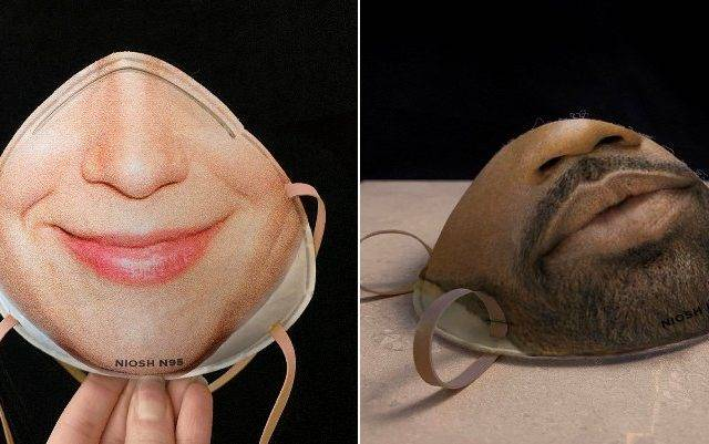 Terinspirasi Korona, Perusahaan Ini Ciptakan Masker dengan Face Unlock