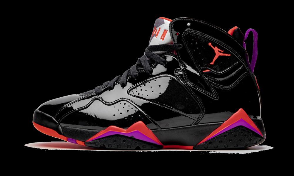 The women's Air Jordan 7