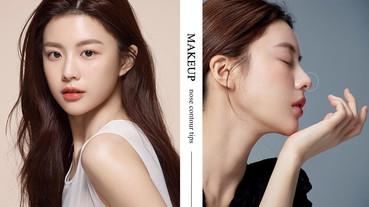 整型級「韓系鼻影」畫法!不同鼻形搭配不同區域修容、打亮,免動刀就有韓妞超挺鼻!