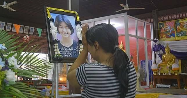 ขอตำรวจช่วยหาคนผิด ลูกสาววัย 17 ปีถูกลูกหลงงานสงกรานต์