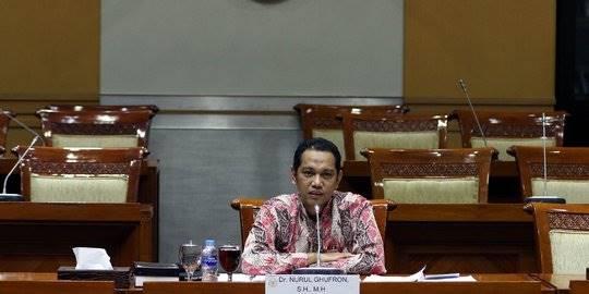 Nurul Ghufron dan I Nyoman Wara Jalani Tes Kelayakan dan Kepatutan Capim KPK. ©Liputan6.com/JohanTallo