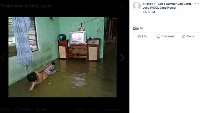 (Facebook/ Alfandy)