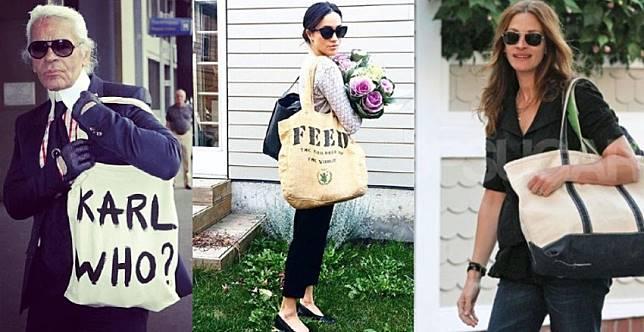 星巴克帆布包勾動「布包癖」!大神、女星都愛的帆布包就這麼有範兒~