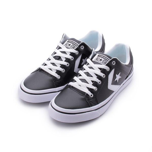 CONVERSE EL DISTRITO 低筒休閒鞋 黑白 161608C 男鞋 鞋全家福