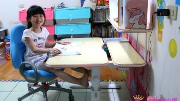 【育兒好物推薦】Artso亞梭 Aplus桌+豌豆椅 ~ 終於有張讓小孩好好寫功課的書桌,讓小孩寫功課、看書不再姿勢不良 !