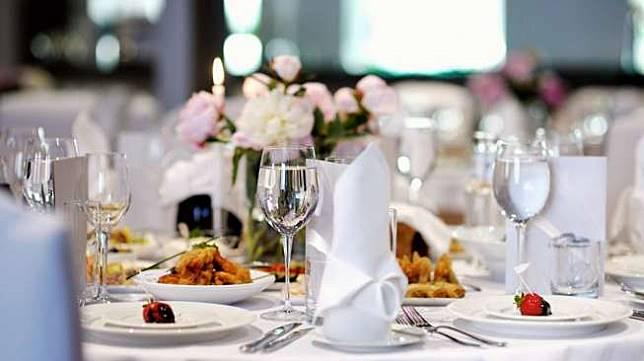 Resepsi pernikahan. [Shutterstock]