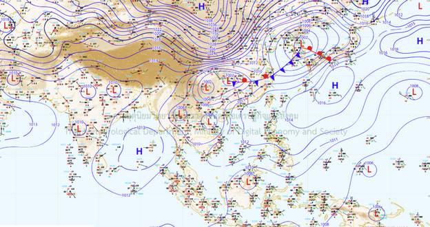 พยากรณ์อากาศ วันที่21 มี.ค.62 กทม. และปริมณฑล อากาศร้อนในตอนกลางวัน และมีฝนฟ้าคะนอง ร้อยละ 10 ของพื้นที่