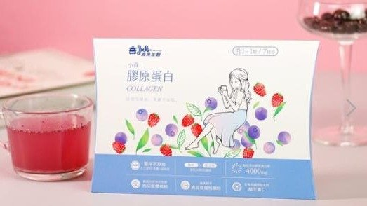 義美生醫 小資膠原蛋白 凍乾水果