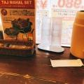 2色カレー定食 - 実際訪問したユーザーが直接撮影して投稿した西新宿インド料理ターリー屋 新宿センタービル店の写真のメニュー情報