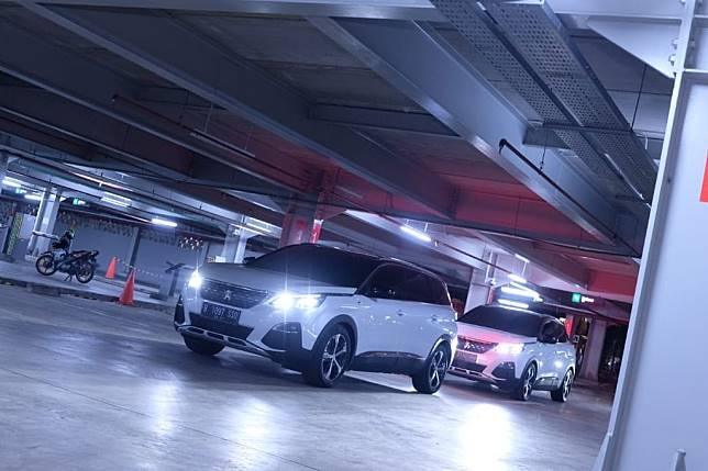 Peugeot 5008 dan 3008