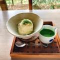 部門01 - 実際訪問したユーザーが直接撮影して投稿した吉田神楽岡町カフェ茂庵の写真のメニュー情報