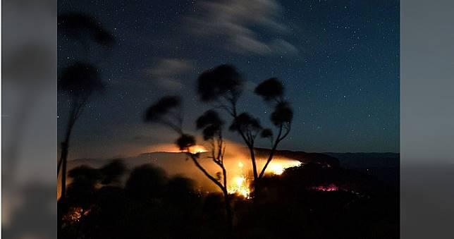 澳洲20%藍山世界遺產地區遭火噬 生態學家:全球悲劇