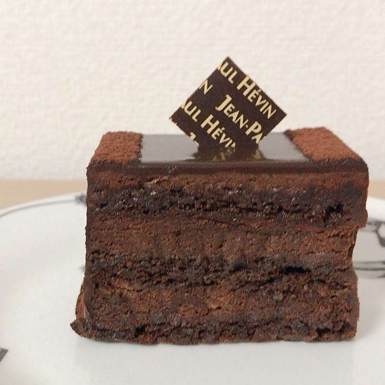 ユーザーが投稿したグアヤキルの写真 - 実際訪問したユーザーが直接撮影して投稿した新宿チョコレートジャンポール・エヴァン 伊勢丹新宿本店の写真