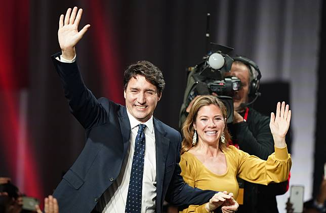 PM Kanada Justin Trudeau Klaim Kemenangan dalam Pemilu Legislatif