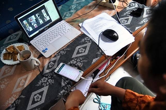 7 kiat sukses bersekolah dengan pembelajaran daring