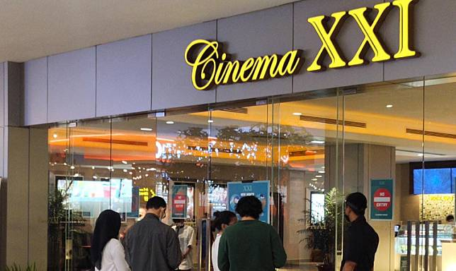 Dari 6 Bioskop di Kota Tangerang Baru Satu yang Buka, Ini Alasannya