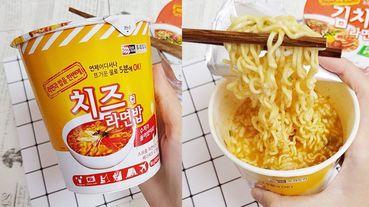 「韓國Doori Doori泡麵泡飯」就在全家!韓國超道地吃法的「韓國Doori Doori泡麵泡飯」,現在杯裝的全家也買得到囉~