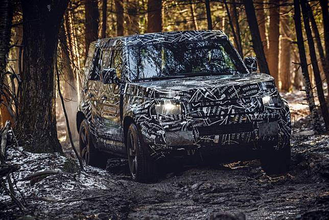 Land Rover Defender Terbaru Siap Meluncur Tahun Ini