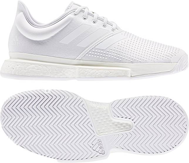 adidas by Stella McCartney Solecourt M Primeblue網球鞋(互聯網)