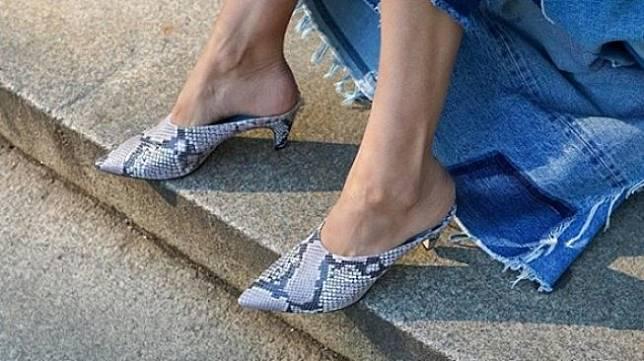 Begini Penampakan Sepatu Vegan Lagi Hits di Kalangan Artis Hollywood