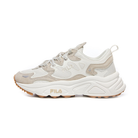 FILA TENACITY 運動鞋-米白 4-C120V-926