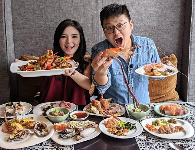 Food blogger Ken dan Grat