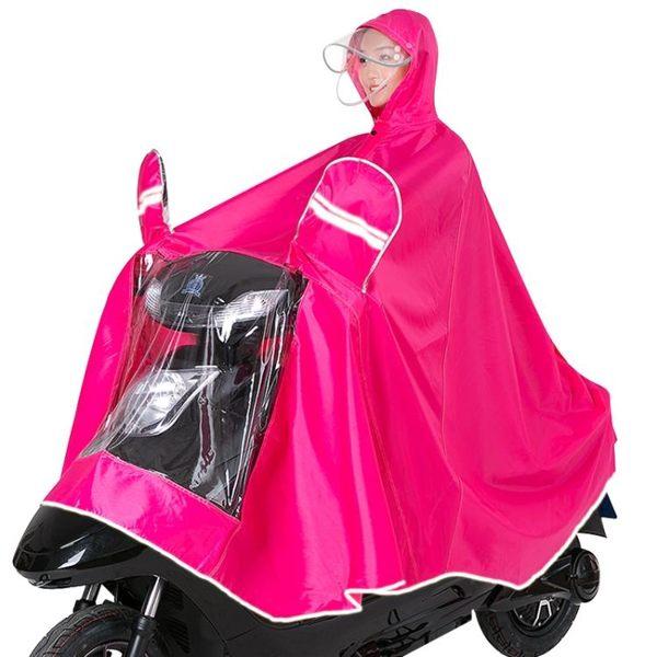 雨衣電動車雨披電瓶車雨衣摩托自行車騎行成人單人男女士加大
