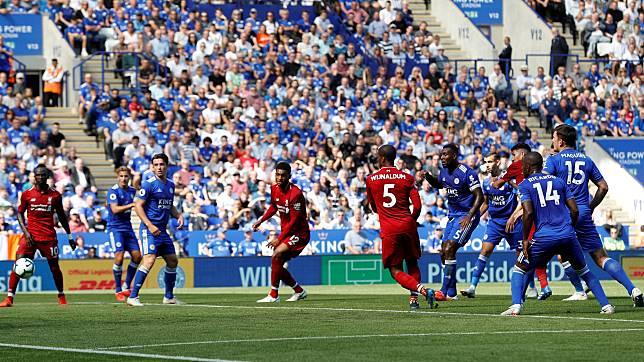 Meneropong Celah Liverpool, Memupuk Kans Leicester