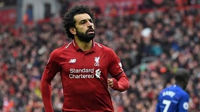 Liverpool Boleh Gagal Juara, Tapi Mohamed Salah Ukir Sejarah