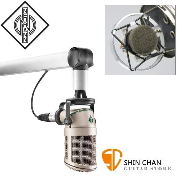 德國 紐曼 Neumann BCM 705 動圈式麥克風 超心形指向 適用於廣播和電影成音製作
