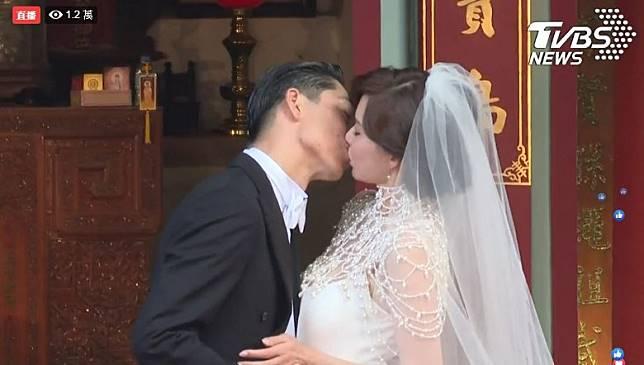 一吻情深!