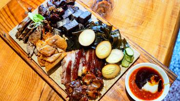 【台南隱藏美食】阿豪牛車庒冰糖豬腳 連你的台南朋友都沒吃過的隱藏美食 近永樂市場