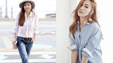 前少女時代「潔西卡Jessica」穿搭不失自我,搖身一變成為時尚品牌CEO鄭秀妍 !