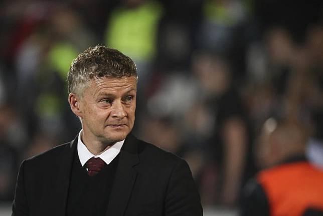 Pelatih Manchester United (MU) Ole Gunnar Solskjaer