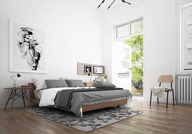 Desain Kamar Tidur Skandinavian untuk Anda yang Berjiwa Minimalis