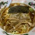 ラーメン並 - 実際訪問したユーザーが直接撮影して投稿した西新宿中華料理岐阜屋の写真のメニュー情報