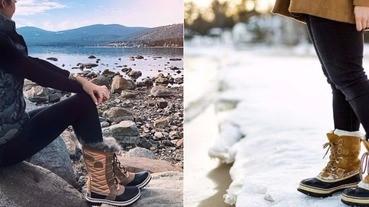 準備出國滑雪嗎?穿上貝嫂愛用雪靴,包妳拍出雪地潮人照