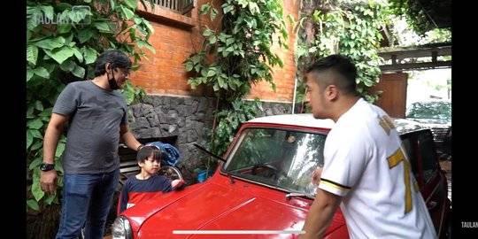 Andre Taulany. YouTube Taulany TV ©2020 Merdeka.com