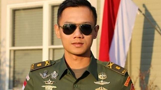 Agus Harimurti Yudhoyono. (@agusyudhoyono/instagram)