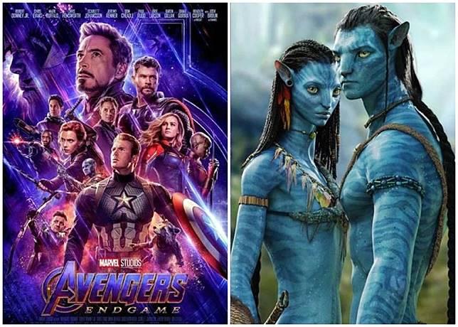 《復仇者4》正式取代《阿凡達》成為全球最高票房電影!