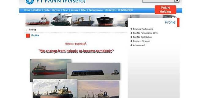 Website PT PANN