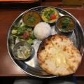 カレー3種 - 実際訪問したユーザーが直接撮影して投稿した西新宿インド料理スパイスバザール アチャカナの写真のメニュー情報