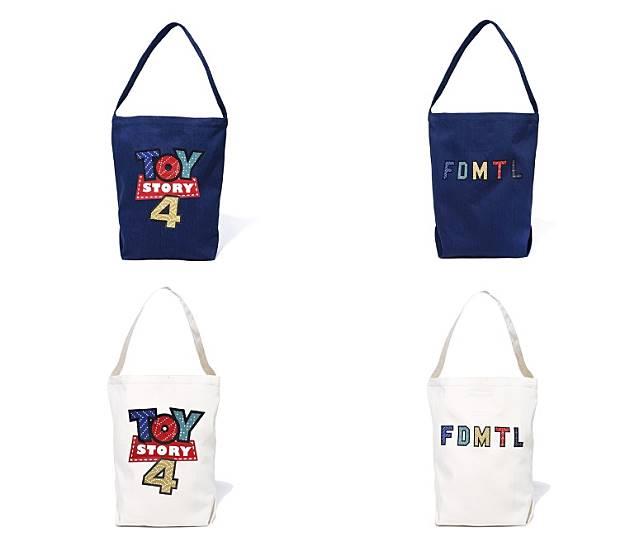 《Toy Story 4》x FDMTL Logo Tote Bag(互聯網)