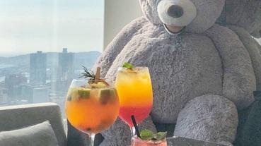不只有台北有!【全台酒吧排行榜】台中、台南、高雄質感酒吧一把抓,喝美酒還能賞夜景太愜意了吧!