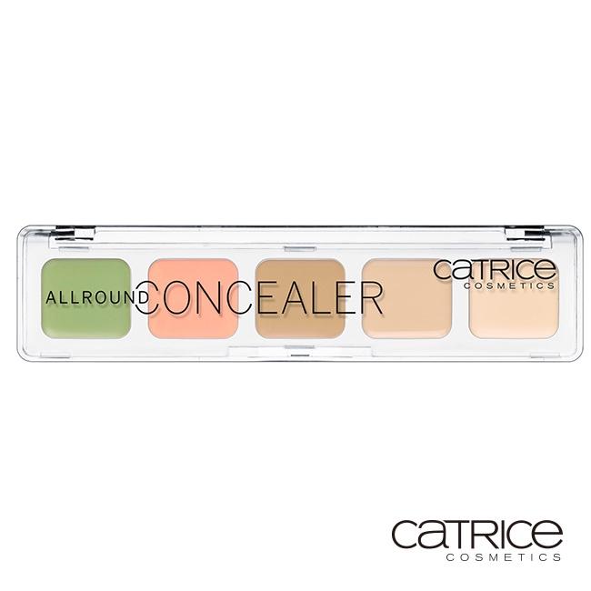 商品規格 商品簡述:Catrice五色遮瑕盤 規格:6g 原產地:德國 深、寬、高:1x3.6x15 保存環境:室溫 有效期限:五年
