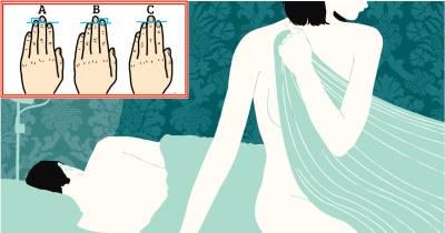 Khoa học chứng minh: Chiều dài ngón trỏ nói chính xác 90% khả năng ngoại tình của phụ nữ