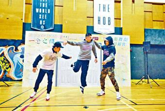 ■協青街舞劇定名為《一念之間》。