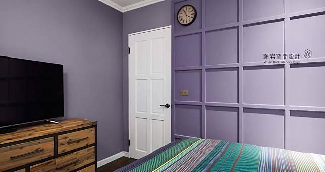 臥室造型牆面