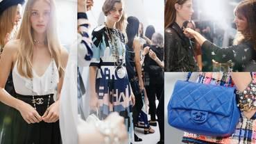 Chanel 2020年春夏獲得滿堂彩!新任創意總監用6大重點迅速讓小香粉再次臣服