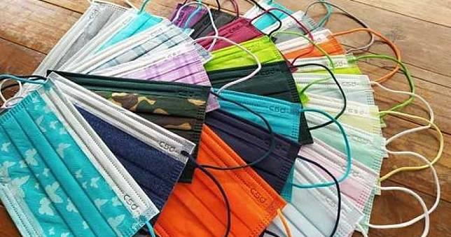 1日正式解禁 中衛口罩宣布新價格「1盒300元」、本週2色系率先生產